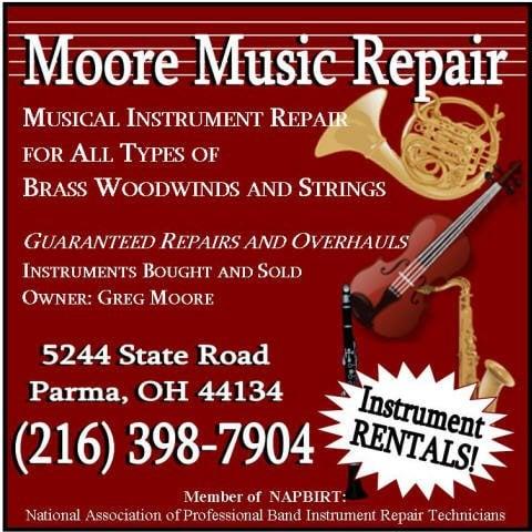 Moore Music Repair