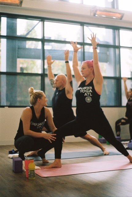 Empower Yoga: 1568 Avenue Pl, Atlanta, GA