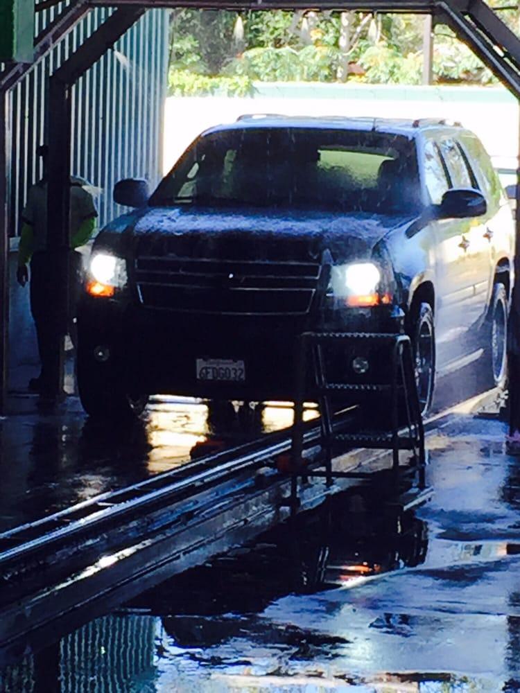 Main Street Car Wash Riverside Ca