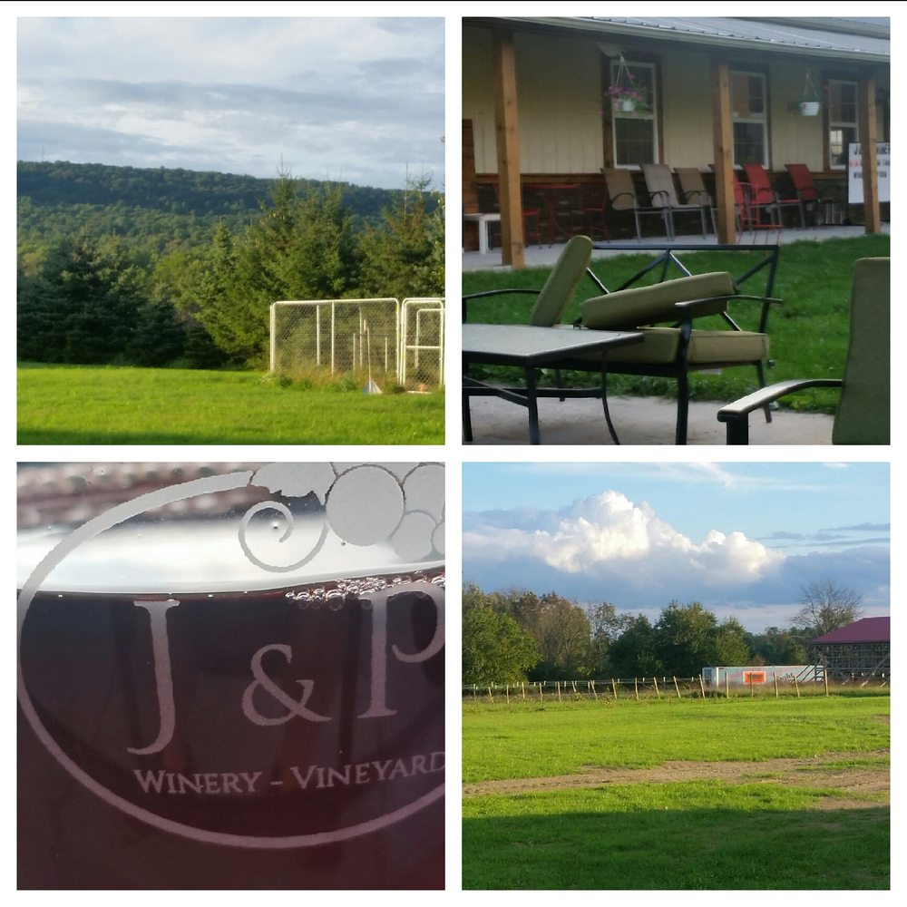 J & P Winery: 10417 Mountain Rd, Grantville, PA