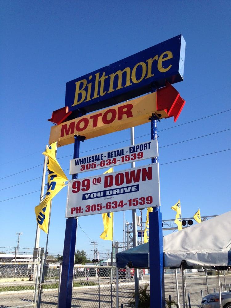 Biltmore Motors Corp 13 Photos Car Dealers 2229 Nw