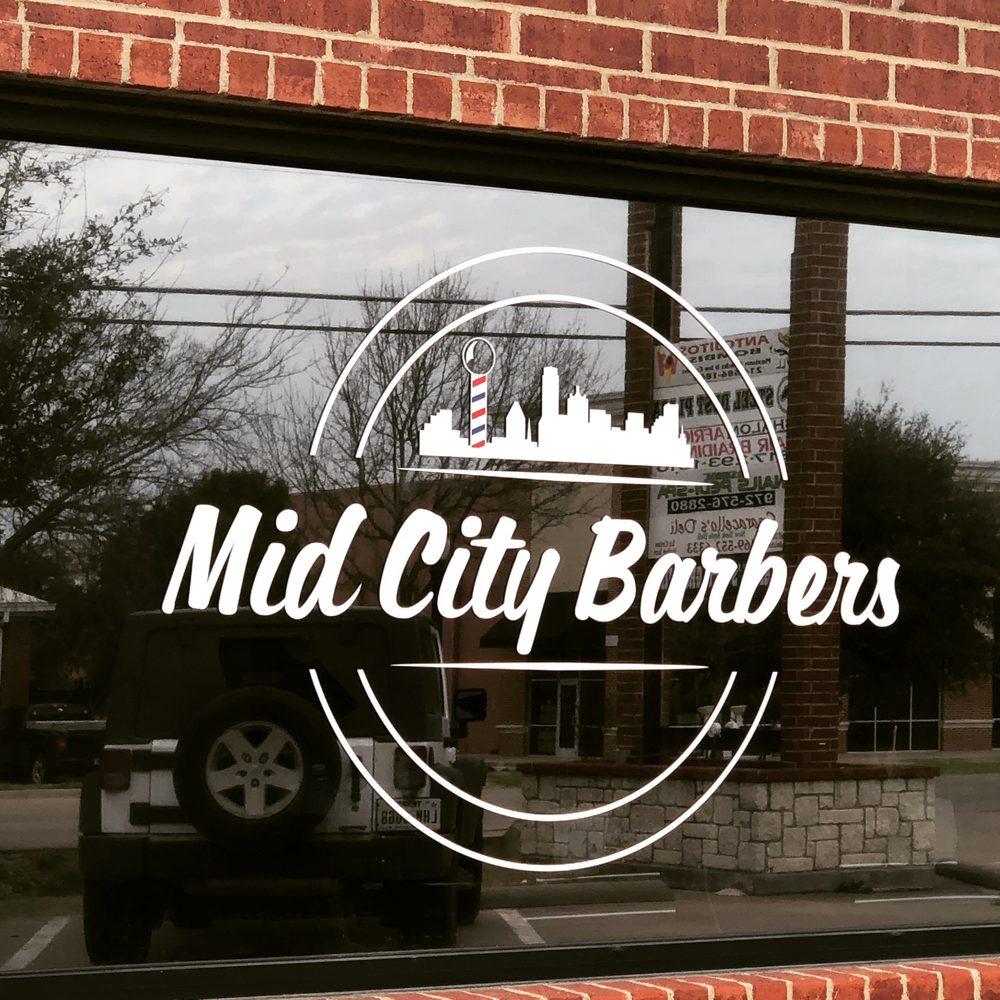 Mid City Barbers: 600 Methodist St, Red Oak, TX