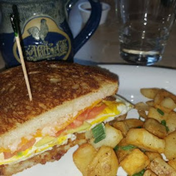 Oak Harbor Cafe Menu