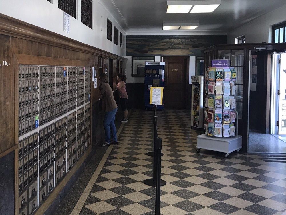 US Post Office: 350 S A St, Oxnard, CA