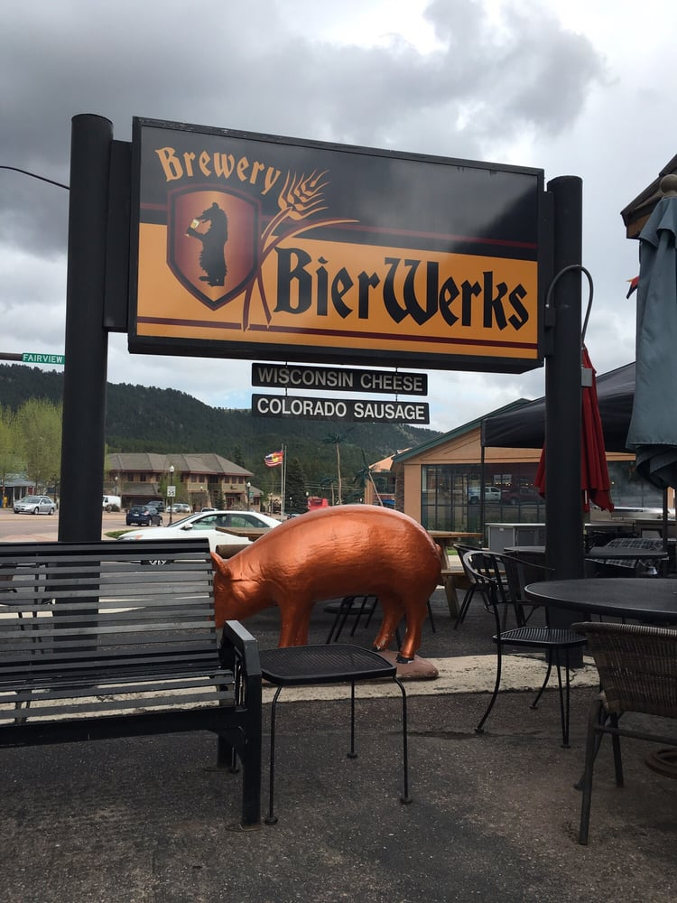 BierWerks: 233 E Bennett Ave, Cripple Creek, CO