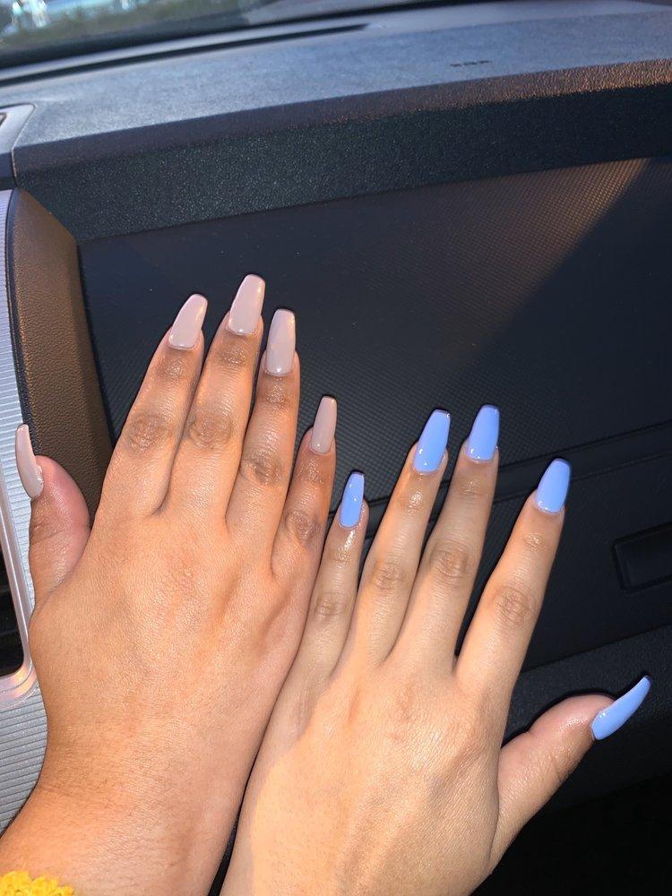 Queen's Nails: 3606 E Highland Ave, Highland, CA
