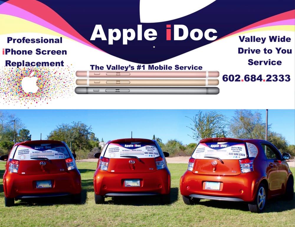 The Apple iDoc