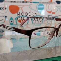 316e068120e0 Photo of Modern Optometry - Fairfax, VA, United States. New glasses. Light