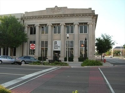 First Fidelity Bank Banks Credit Unions 131 E Main St Norman