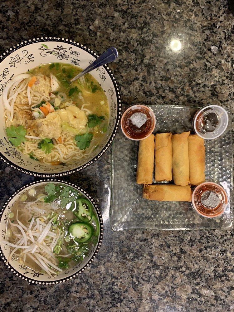 Food from Mai Saigon Vietnamese Restaurant