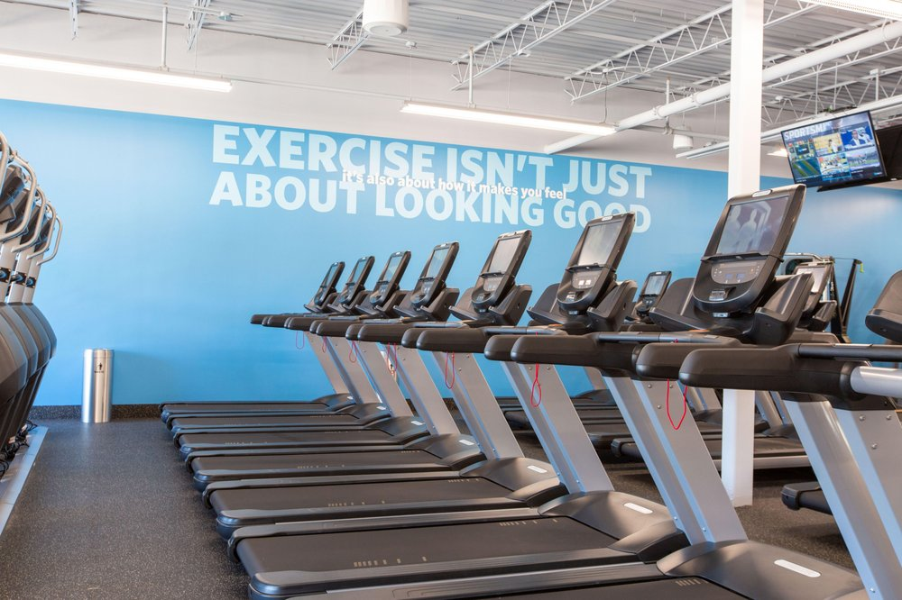 Blink Fitness - Farmingdale: 450 Main St, Farmingdale, NY