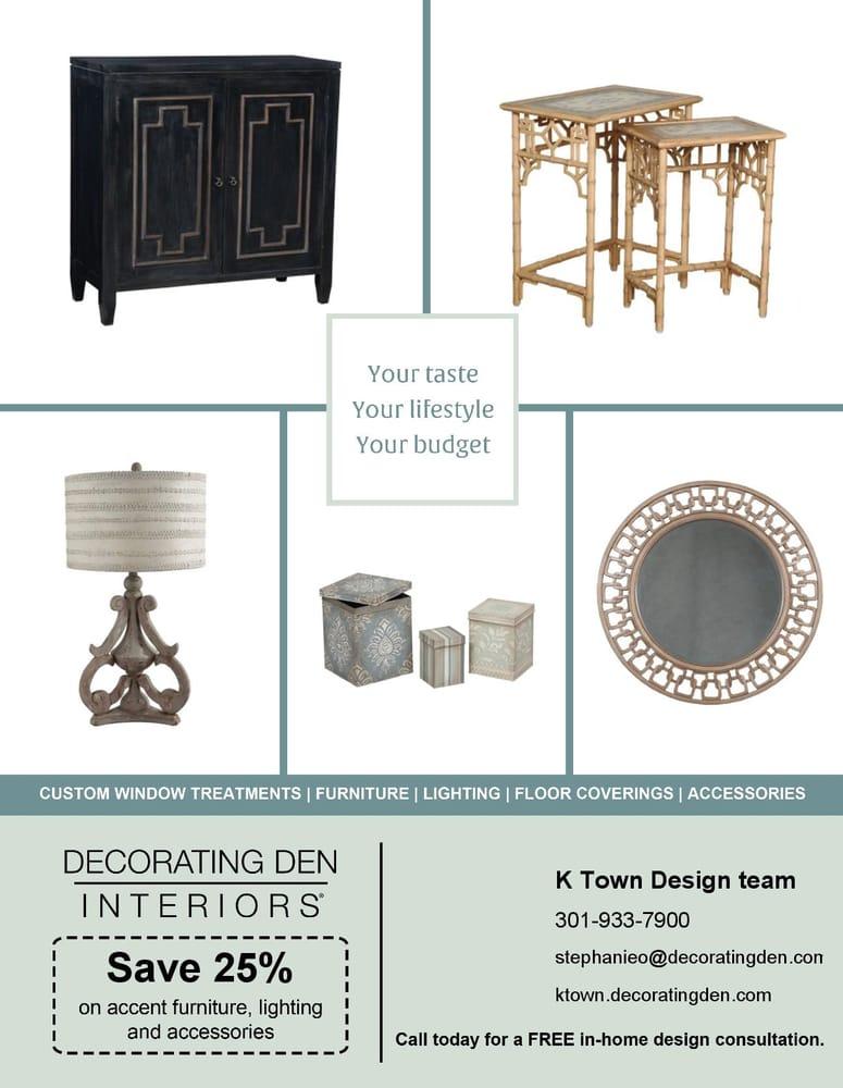 Decorating Den Interiors Kensington K-Town Design Team ...