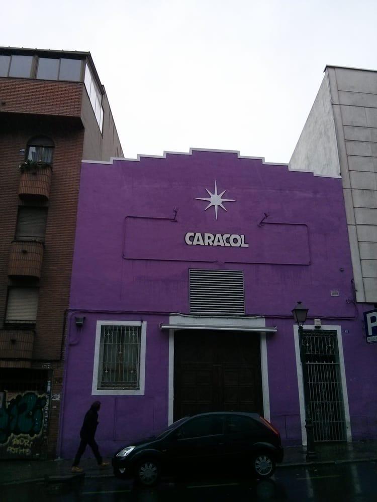 Sala Caracol - 10 Photos & 19 Reviews - Music Venues - Calle de ...