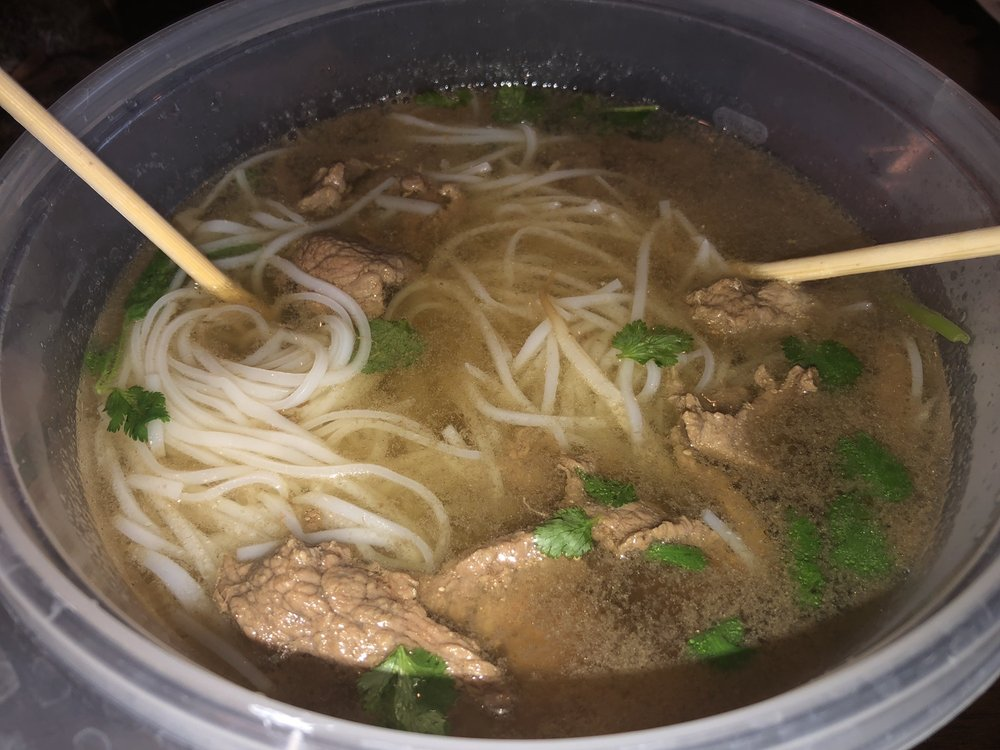Food from SAI Thai Cuisine