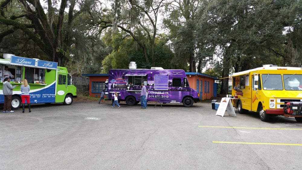 Food Truck Court Jacksonville Fl