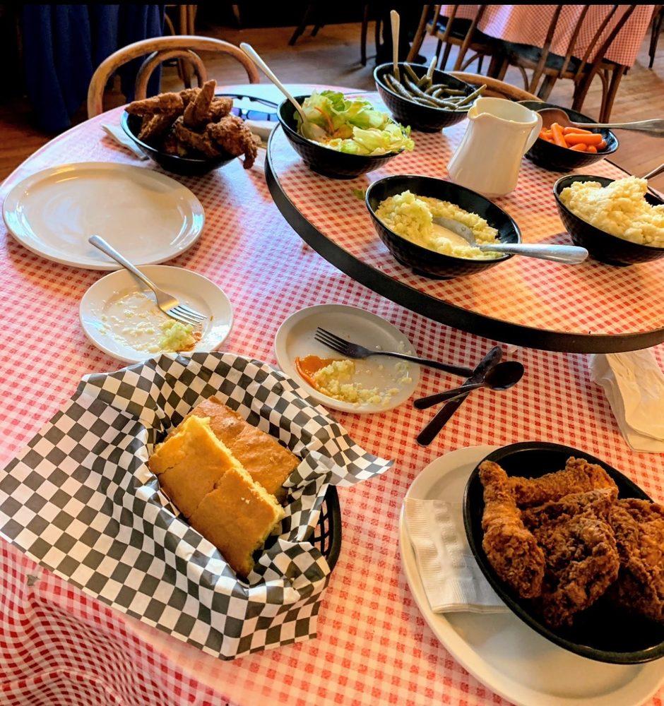 Schoolhouse Restaurant: 8031 Glendale-Milford Rd, Camp Dennison, OH