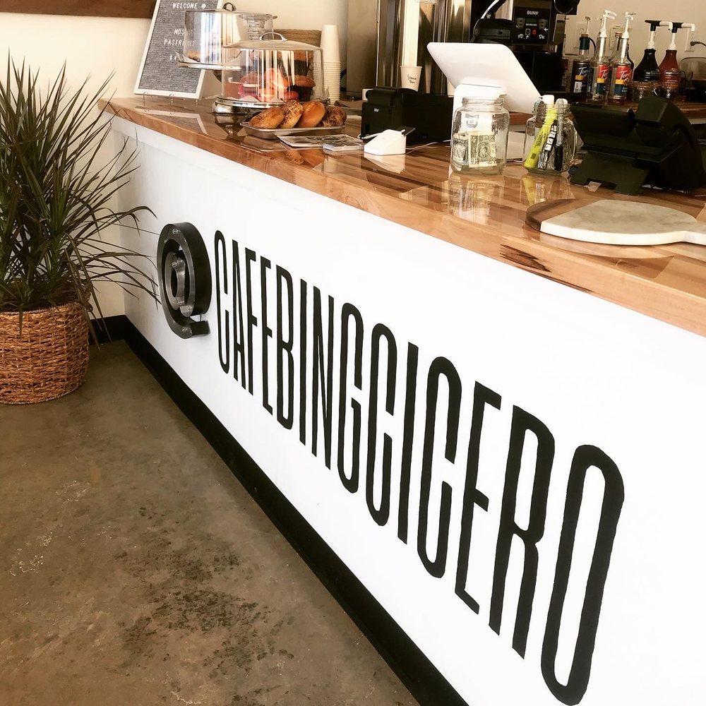 Cafe Bing: 5962 New York 31, Cicero, NY