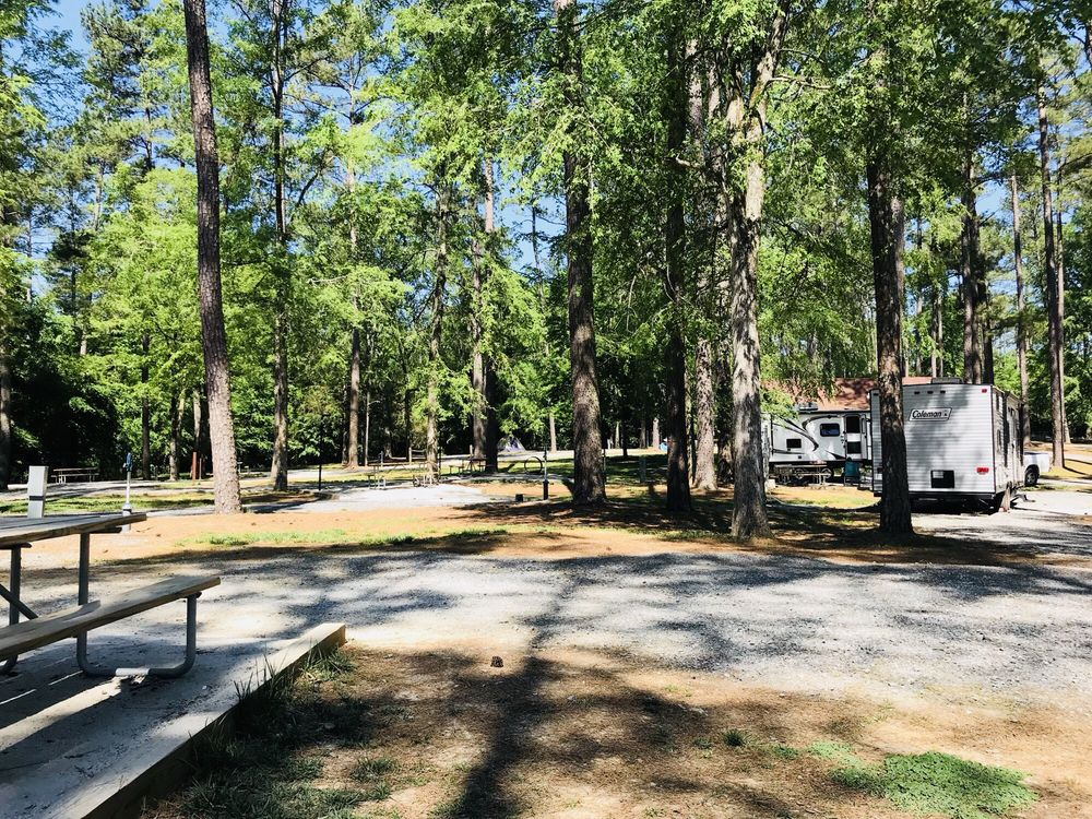 Chester State Park: 787 State Park Dr, Chester, SC