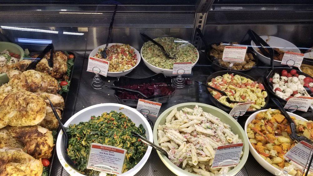 Food from Monadnock Food Co-op