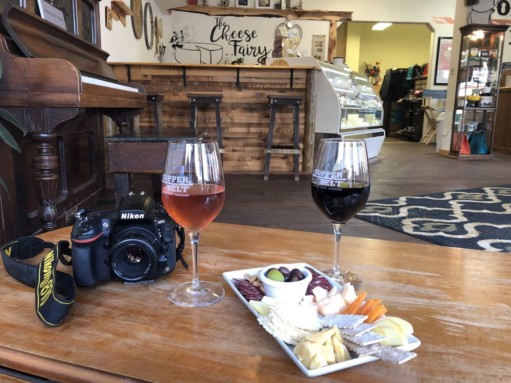 Photo of Copper Belt Winery: Baker City, OR