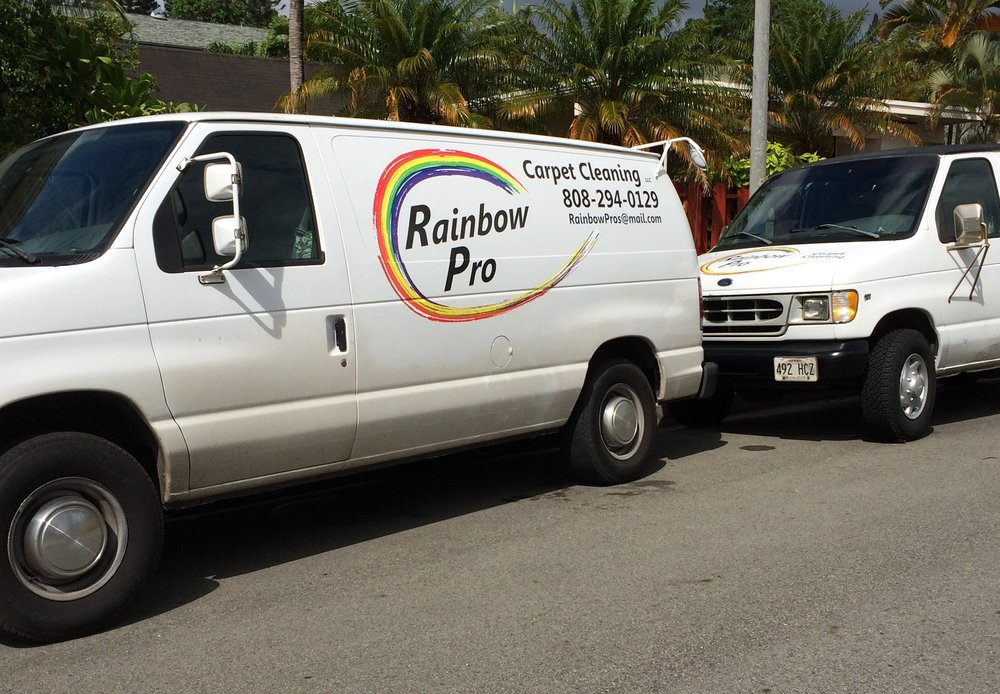Rainbow Pro Carpet Cleaning