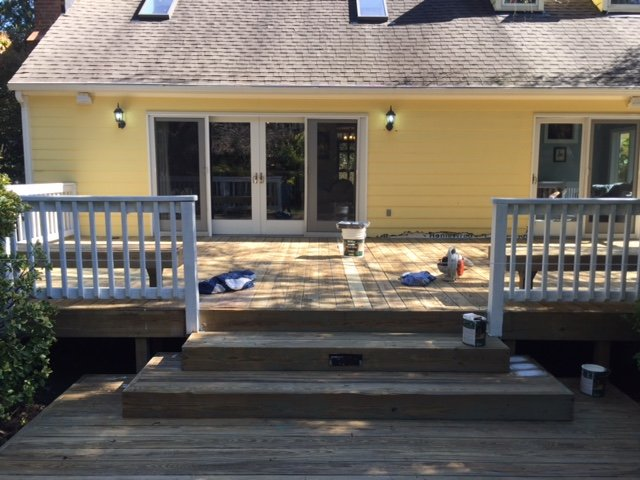 Ayers Window and Gutter Cleaning: 132 Seekright Dr, Yorktown, VA