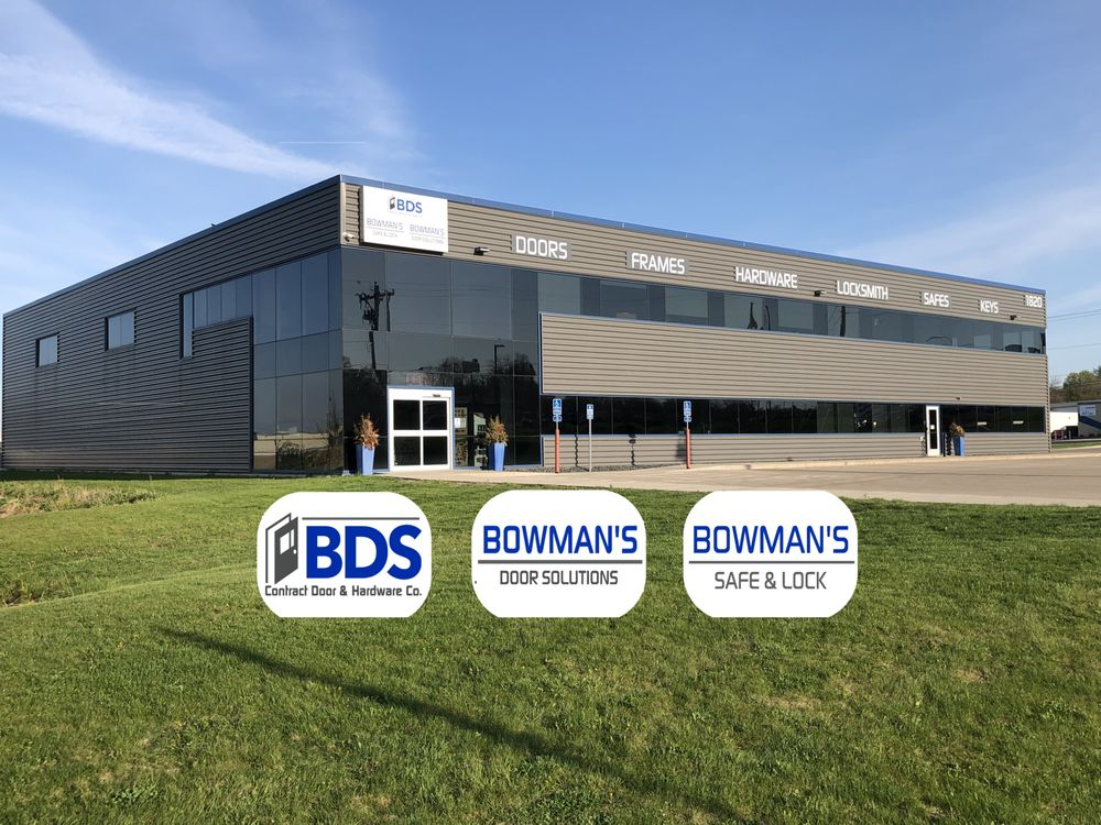 Bowman's Door Solutions: 1820 14th St NW, Rochester, MN