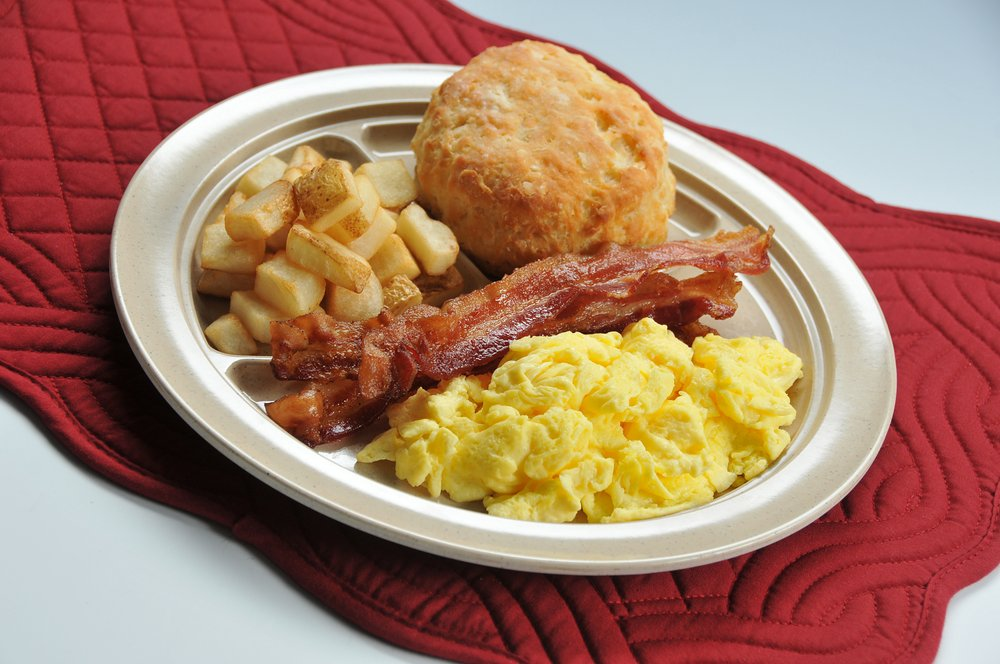 Tudor's Biscuit World: 1125 Airport Rd, Beaver, WV