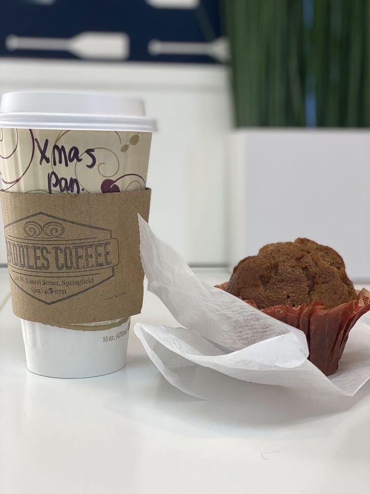 Paddles Coffee: 401 N Laurel St, Springfield, GA