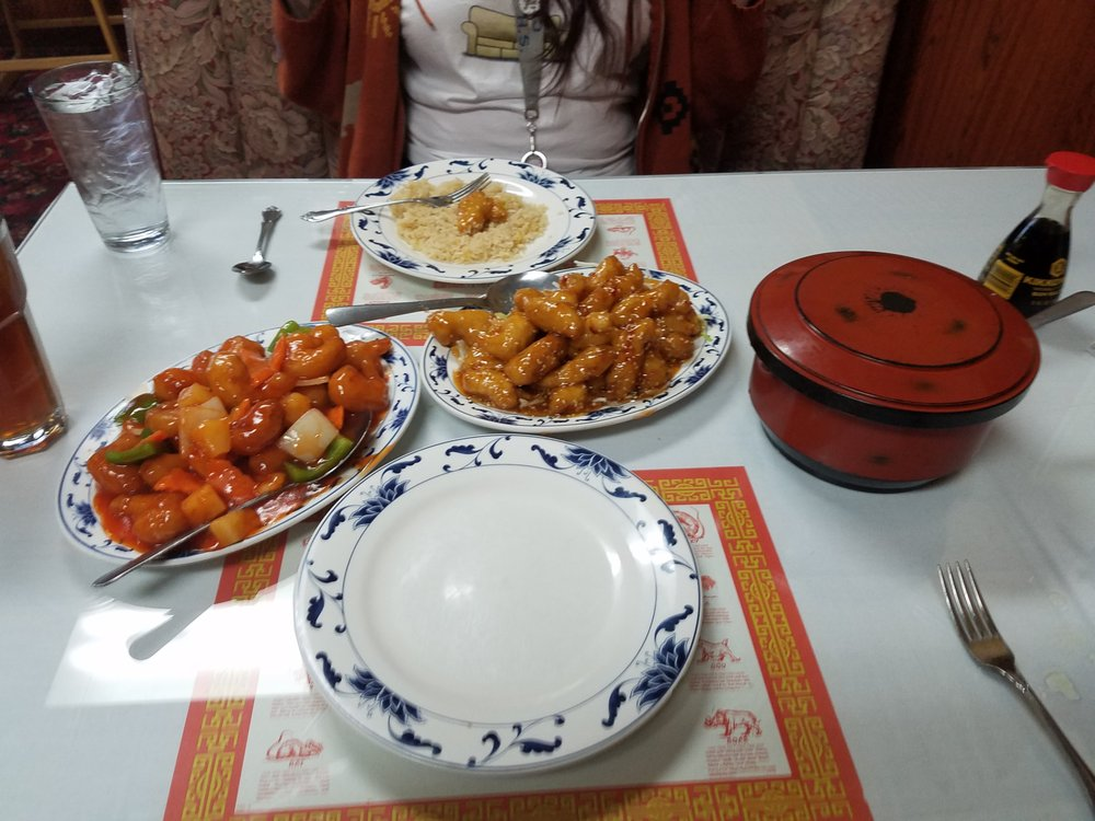 New China Kitchen Colorado Springs Co