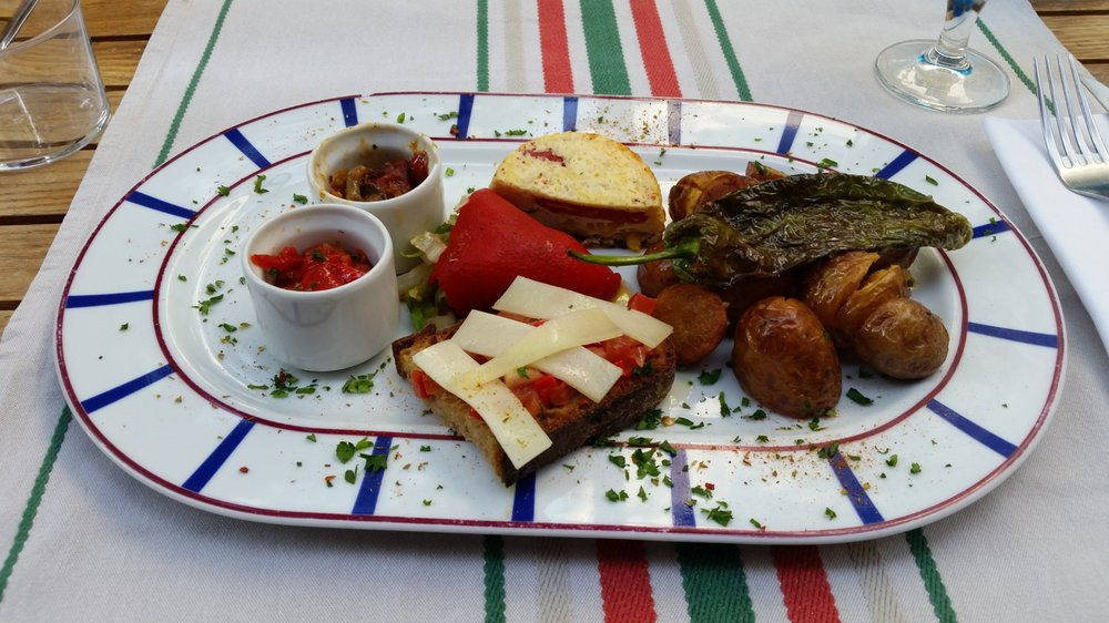Beaurepaire Cafe Restaurant Menu
