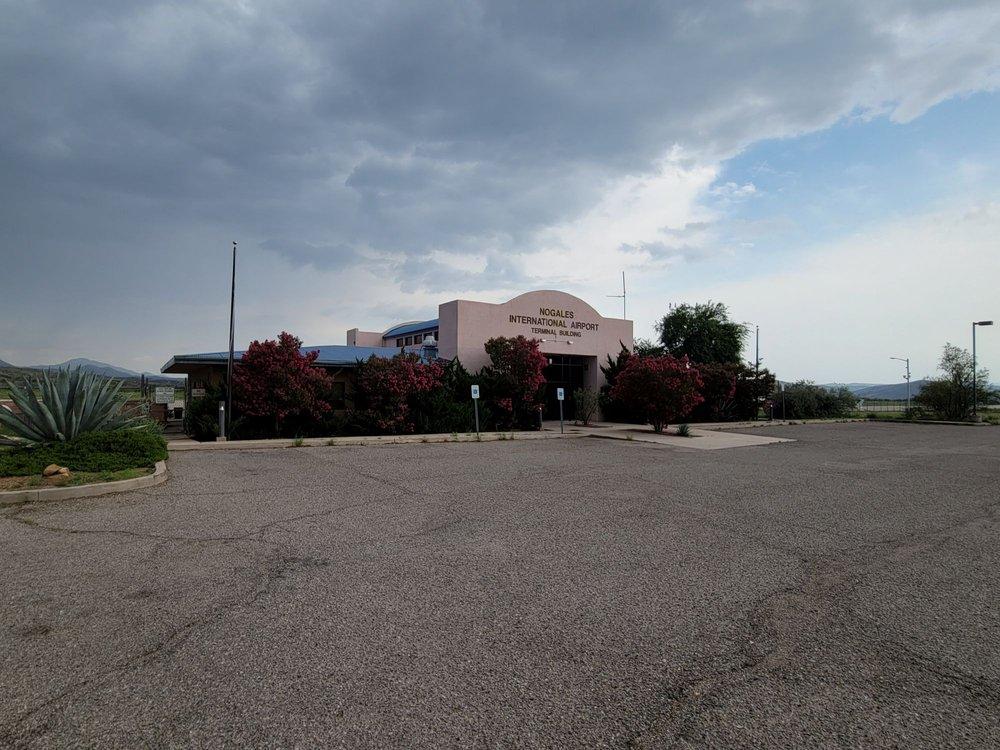 Nogales International Airport: 11 Access Way, Nogales, AZ
