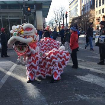 photo of chinese new year parade washington dc united states - Chinese New Year Dc