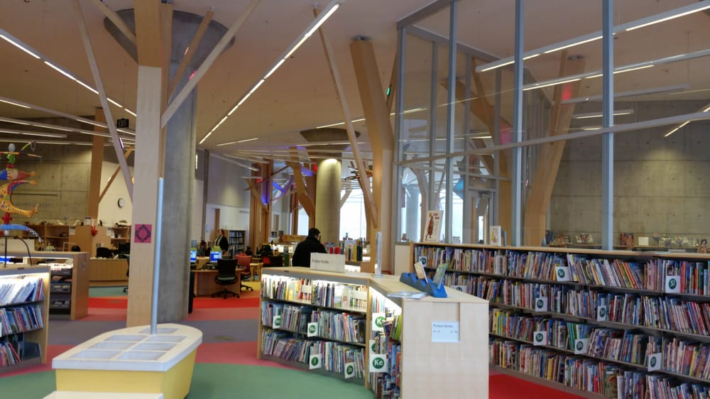 Hennepin County Library - Minneapolis Central Library