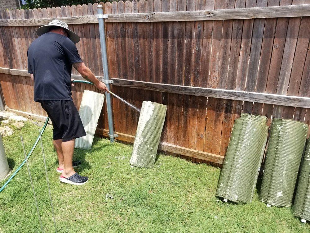 Clean Touch Pool Service: 2202 Polo Club Ct, Arlington, TX