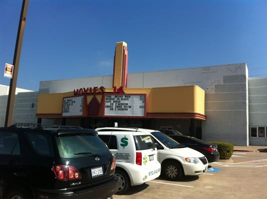 Cinemark 14 1701 S Central Expy Mckinney Tx Movie Theatres Mapquest