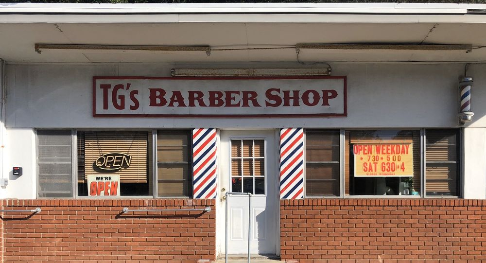 TG's Barbershop: 117 US Highway 46, Budd Lake, NJ
