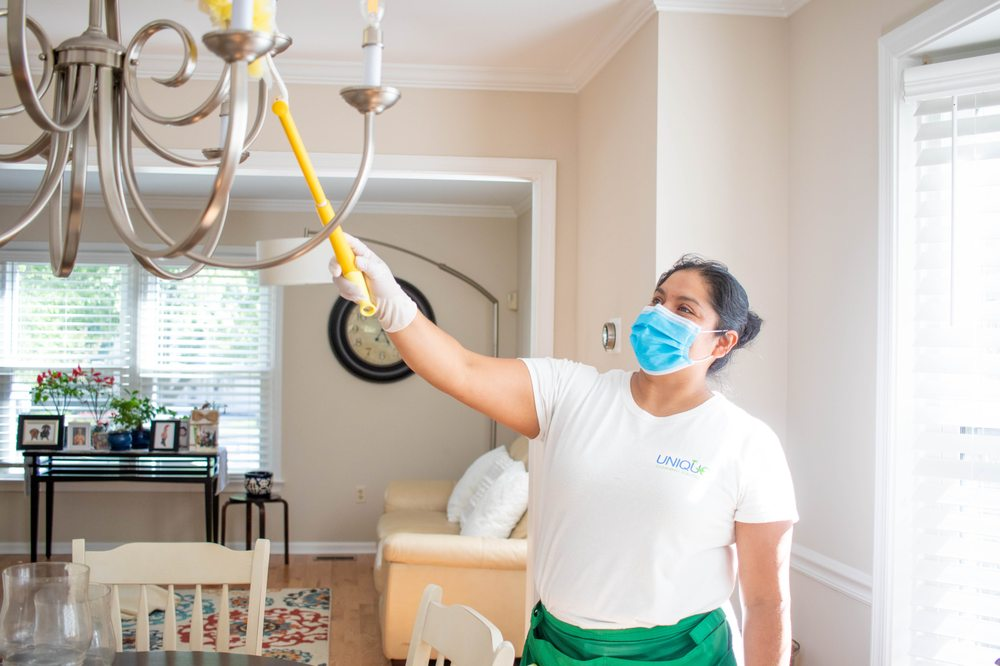 Unique Cleaning Solutions: 5111 Berwyn Rd, College Park, MD