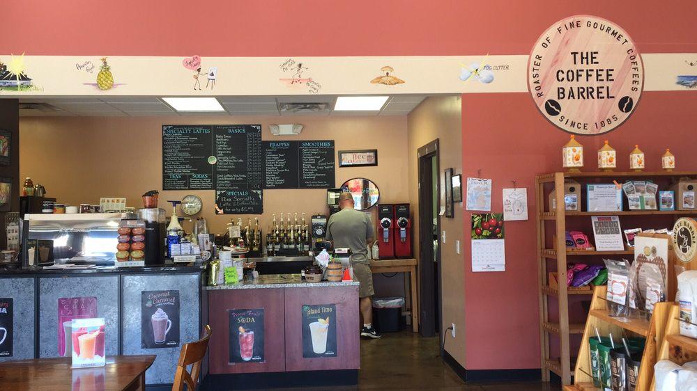 Coffee Barrel: 2237 Aurelius Rd, Holt, MI
