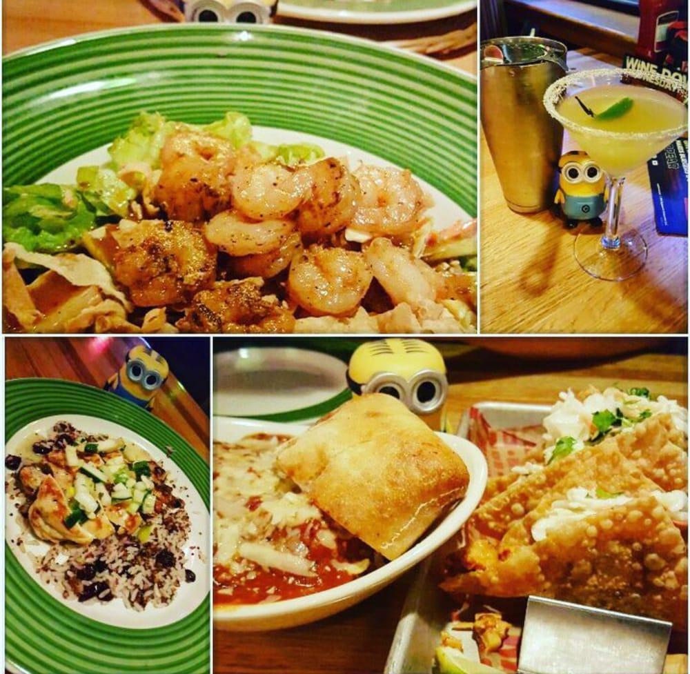 recipe: margarita chicken and shrimp recipe applebees [18]