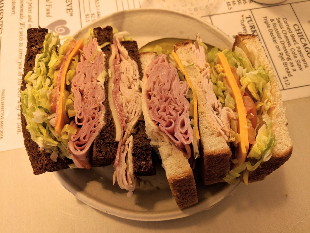 Food from Pasadena Sandwich Company