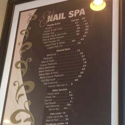 Elite nail spa nagelstudio 9517 blackoaks ln n maple for 108th and maple nail salon