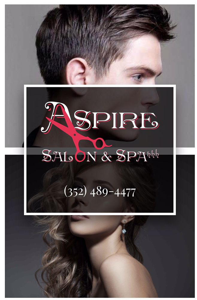 Aspire Salon and Spa: 9533 N Citrus Springs Blvd, Citrus Springs, FL