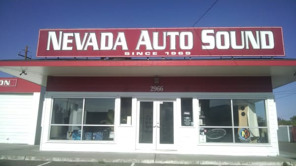 Nevada Auto Sound >> Nevada Auto Sound 2966 S Virginia St Reno Nv Automobile Radio