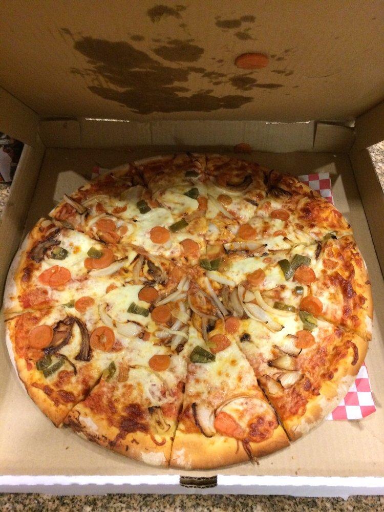 Pizza yelp for Anthony s italian cuisine sacramento