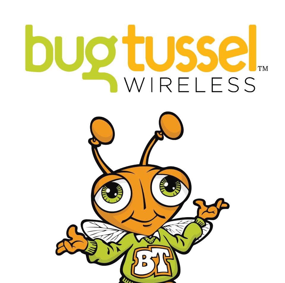 Bug Tussel Wireless: 130 E Walnut St, Green Bay, WI