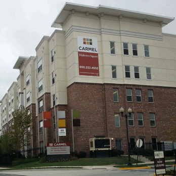 Carmel Midtown Square Apartments Camp Springs Md