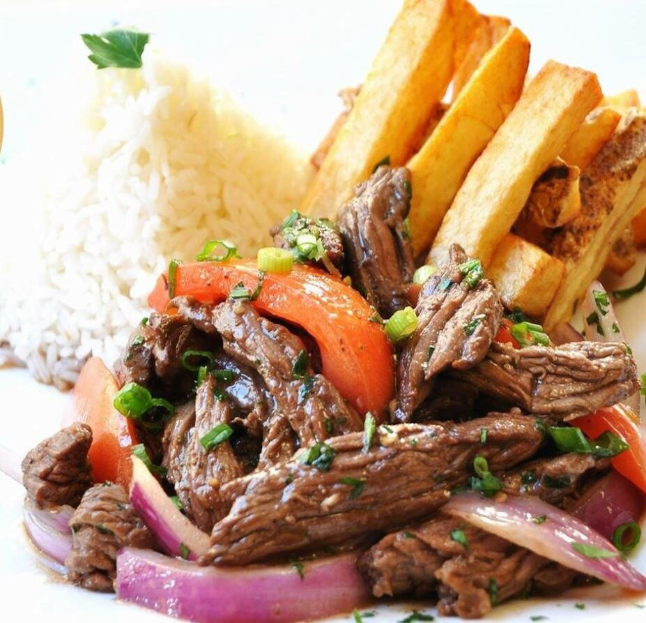 Golden Llama Peruvian Rotisserie & Grill 2 - Simpsonville: 2607 Woodruff Rd, Simpsonville, SC