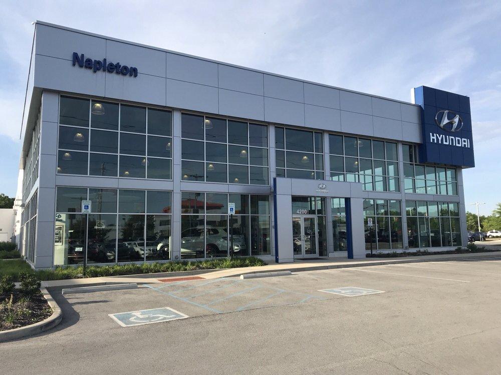 Napleton Hyundai Of
