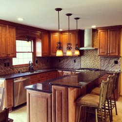 Luxury solid Wood Cabinets Levittown